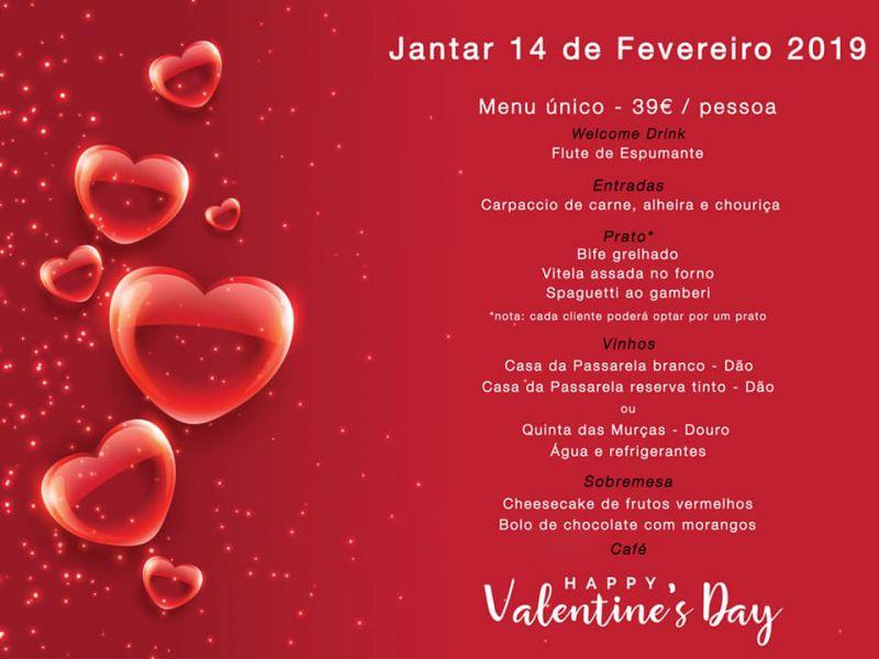 Série De Mensagens E Jantar De: Jantar Do Dia Dos Namorados - 2014